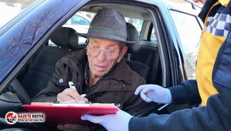 Yayaya çarpan 81 yaşındaki sürücü: 3 kurstan birinci çıktım