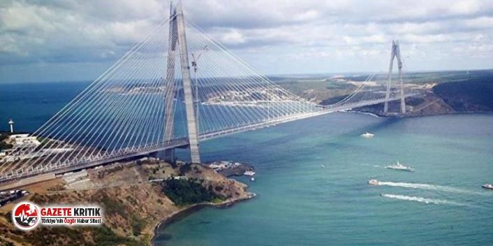 Yeni köprülere garanti ödemesi 5.5 milyar lirayı geçecek