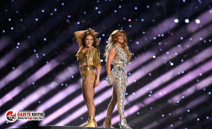 Zılgıt çeken Shakira'ya porno yıldızı Mia...