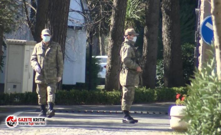 200 askerin bulunduğu bölükte koronavirüs iddiası!