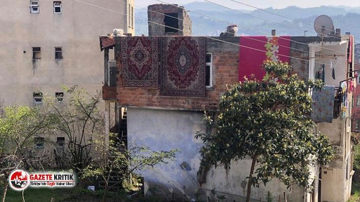3 katlı evin terasından düşen küçük kız öldü