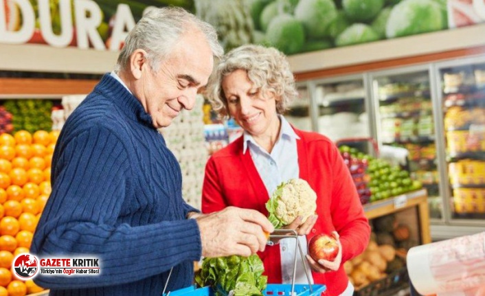 60 yaş üstü için market erken açılacak