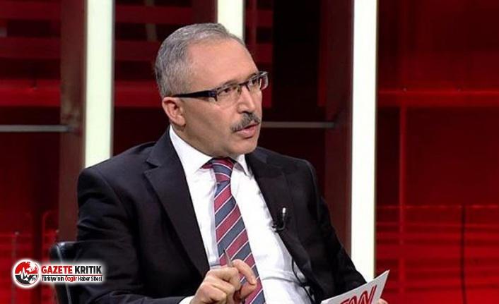Abdulkadir Selvi'den flash açıklama: ''Benden duymuş olmayın ama...'' diyerek açıkladı