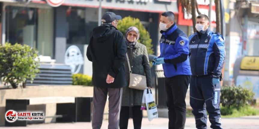 AKP'li belediyeden tepki çeken üslup: 'Yaşlı...