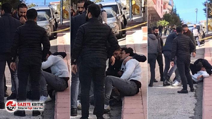 Ankara'da dehşet! Karısını öldürüp, çocuğunun...