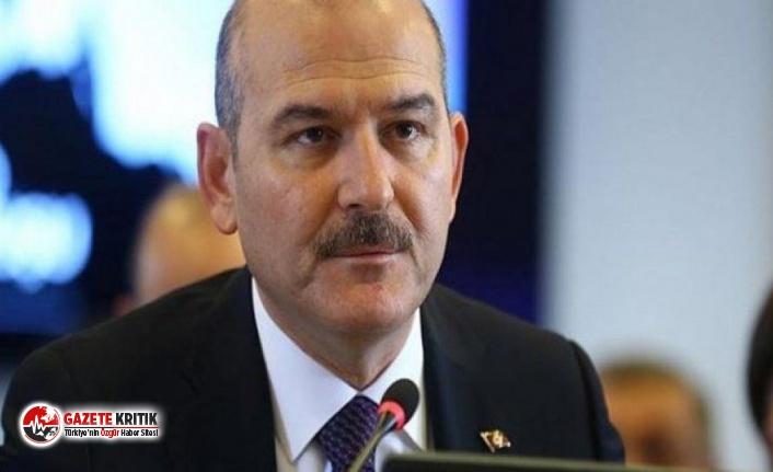 Bakan Soylu, virüsün tüm Türkiye'ye nasıl...
