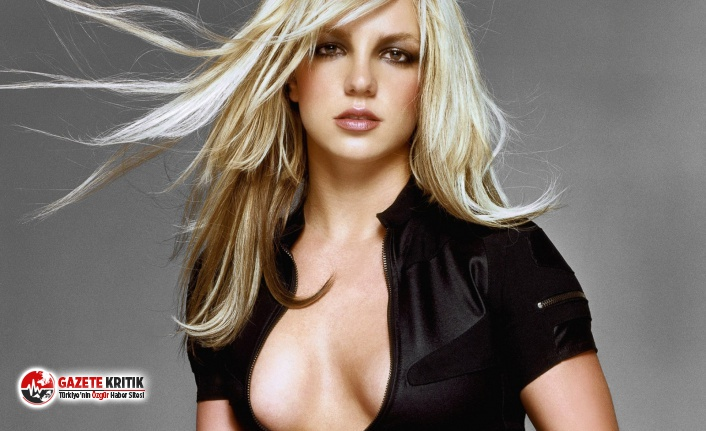 "Britney Spears ""I Did It Again"" şarkısının..."