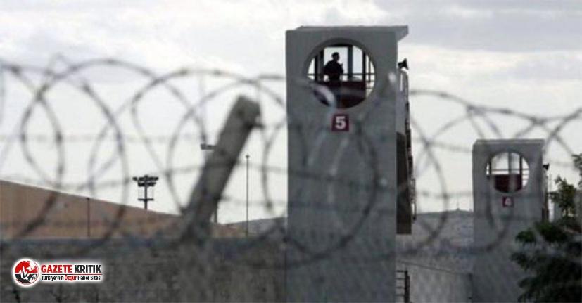 Cezaevlerinde Görevli Personel Evlerine Gönderilmeyecek