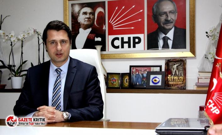 CHP İzmir İl Başkanı Deniz Yücel: 'Devlet olmanın gereği yerine getirilmeli'