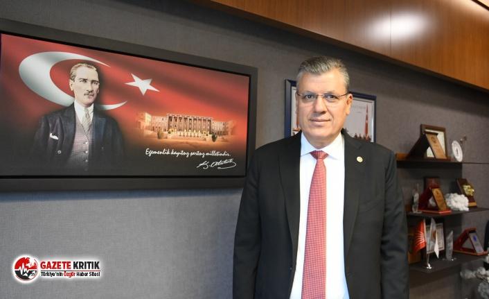 "CHP'li Barut: ""Polis ve askerlerimize de..."