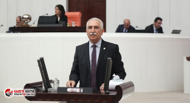 CHP'Lİ DURMAZ: ''SARAYDAN CANLI KONFERANS...