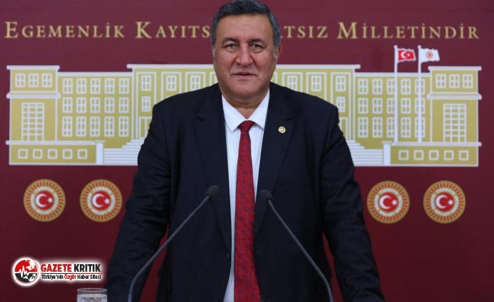 CHP'Lİ GÜRER: ''KAPATILAN İŞYERLERİNİN...