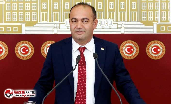CHP'li Karabat: Millet Para Beklerken O İban...