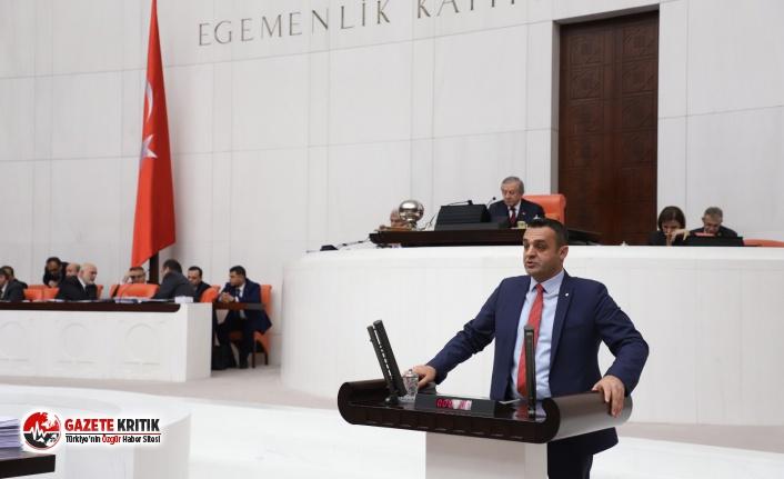 CHP'li Karadeniz: ''Bu kritik süreçte...