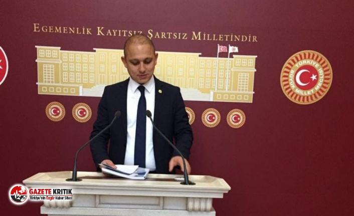 CHP'Lİ ÖNAL: ''Usta öğreticiler...