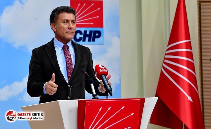 CHP'Lİ SARIBAL: ''AKP KRİZİ FIRSATA...