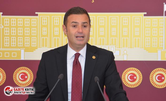 CHP'Lİ AKIN'DAN ELEKTİRİK VE DOĞALGAZ ŞİRKETLERİNE...