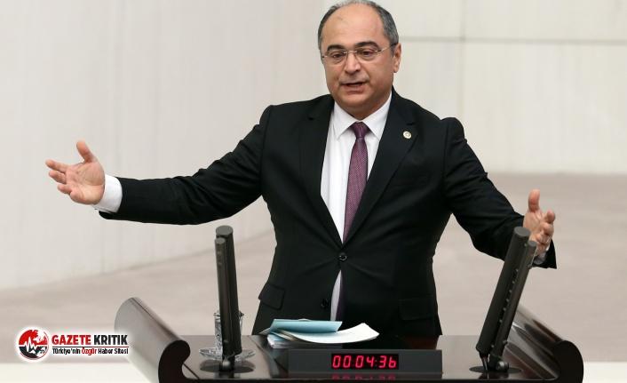 """CHP'li Aydoğan: """"Sorumsuzluklarıyla tüm ülkenin ateşini yükseltiler"""""""