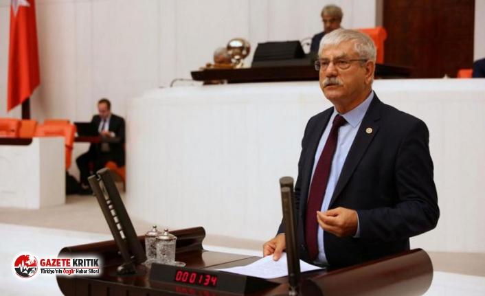 CHP'li Beko:' Evde kalalım ama kimse açlıktan ölmesin!'