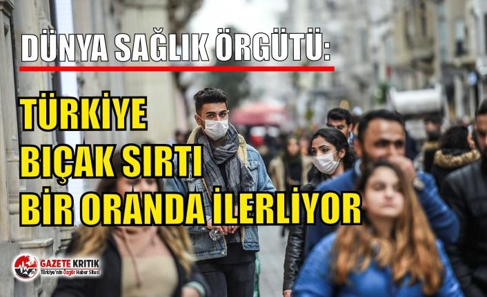 """DSÖ: """"Türkiye bıçak sırtı bir oranda ilerliyor"""""""