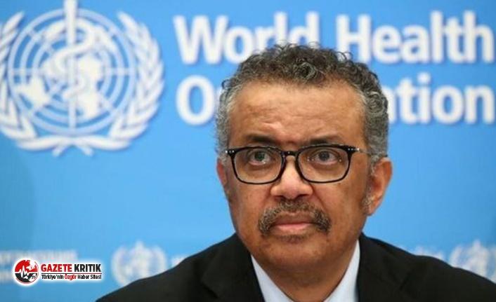 Dünya Sağlık Örgütü: Kesinlikle kaçırmamamız...