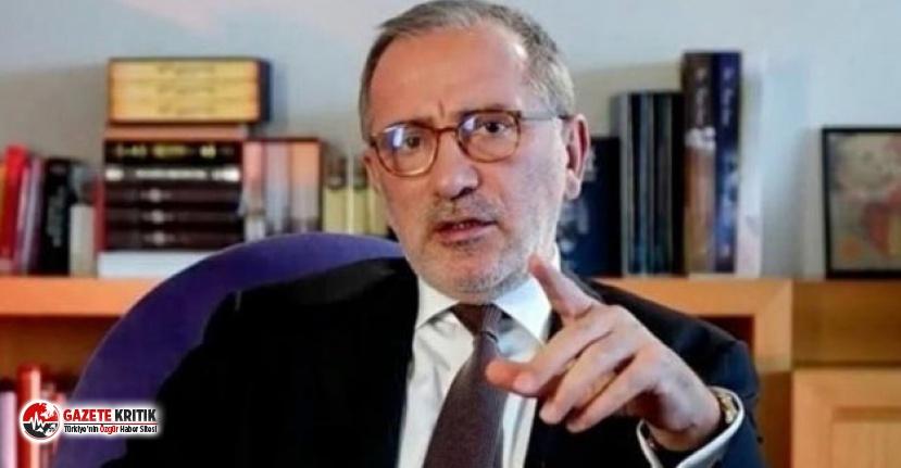 Fatih Altaylı'dan canlı yayında sert tepki:...