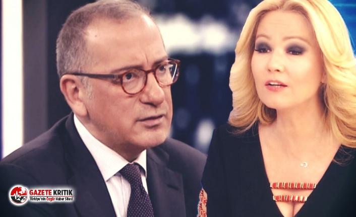 Fatih Altaylı'dan Müge Anlı'ya: İzleyicilerinden Özür Dile