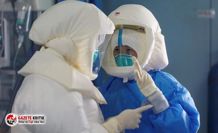 Fransa'da koronavirüs nedeniyle 1 günde 112...