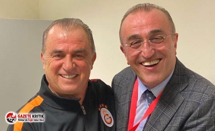 Galatasaray'dan Fatih Terim-Abdurrahim Albayrak...
