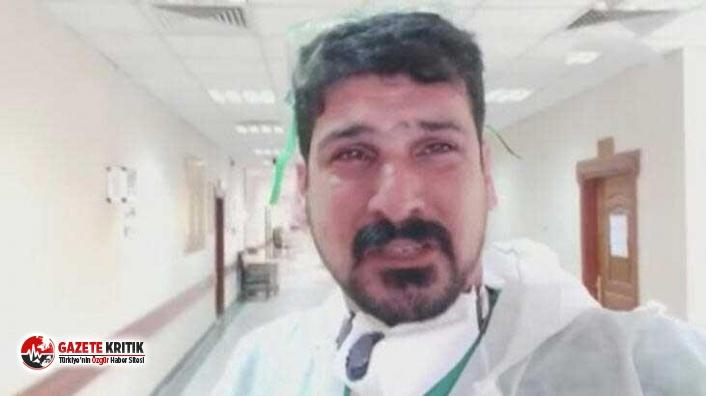 Iraklı doktor ağlayarak anlattı :' Çok sayıda...