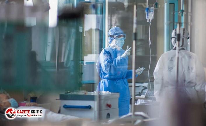 İran'da 103 yaşındaki kadın Koronavirüs'ü...
