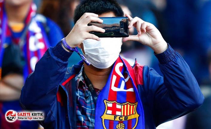 İspanya La Liga süresiz askıya alındı!