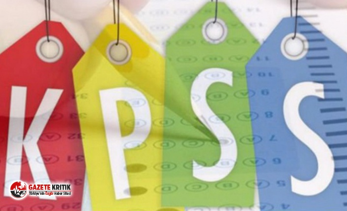 İşte KPSS, ALES, YDS ve DGS'nin yeni tarihleri!