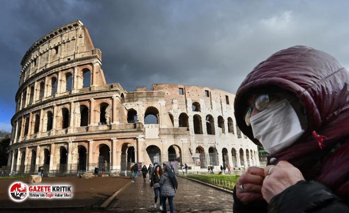 İtalya'da son 24 saat raporu:812 kişi hayatını...