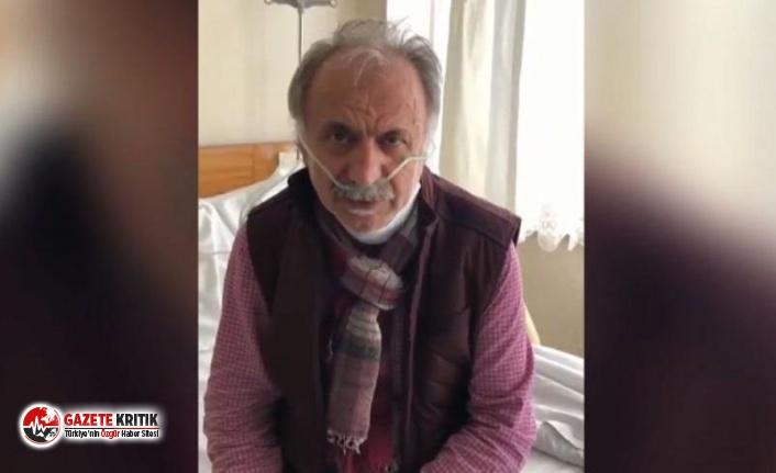 Kaftancıoğlu, corona teşhisi koyulan profesörü...
