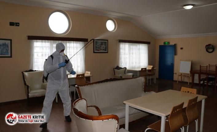 Kartal Belediyesi'nin Korona Virüsü Dezenfekte...