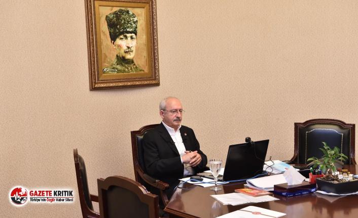 Kılıçdaroğlu CHP'li Belediye Başkanlarından...