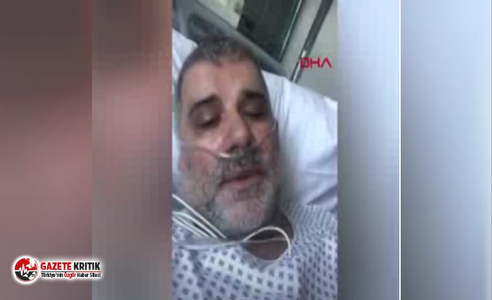 Koronavirüsü yenen Türk yaşadıklarını kayda...