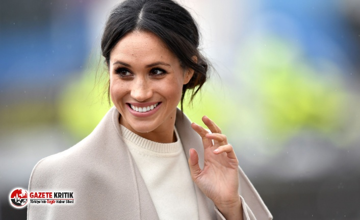 Meghan Markle yeniden Hollywood'ta