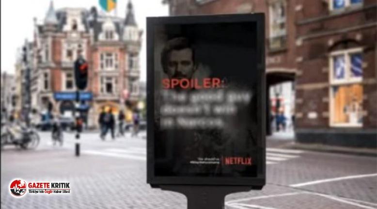 Netflix'ten dışarı çıkanlara ilginç ceza