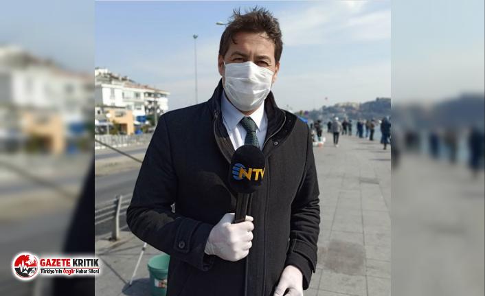 NTV muhabiri Korhan Varol, Koronavirüse yakalandı