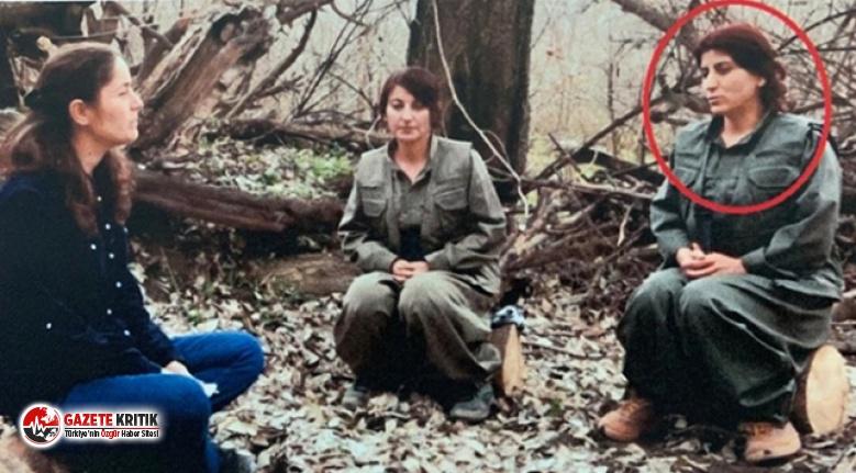 PKK'ya ağır darbe! Üst düzey terörist etkisiz...
