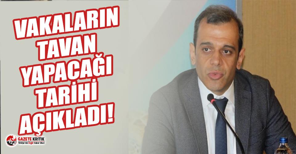 Prof.Dr. Azap'tan korkutan açıklama! Vakaların...