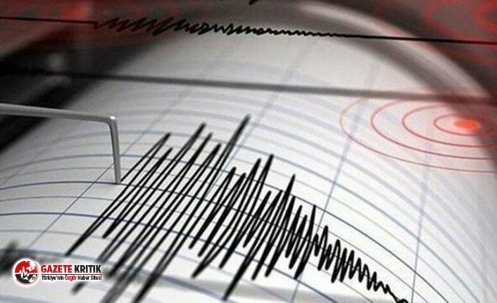 Rusya'da 7,5 büyüklüğünde deprem: Tsunami...