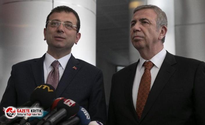 Süleyman Soylu'nun imzasıyla Ankara ve İstanbul Büyükşehir Belediyelerinin bağış hesaplarına bloke konuldu