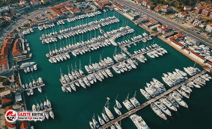Ticaret Bakanlığı: İtalya'dan Çeşme Limanı'na...