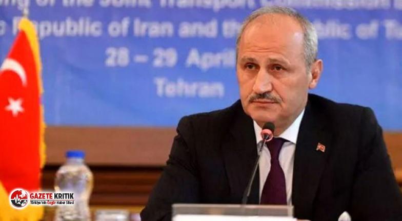 Ulaştırma Bakanı Turhan'ın Görevden Alınmasına...