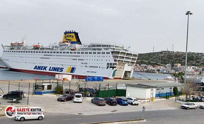 160 Türk mürettebatın bulunduğu gemi Koronavirüs...