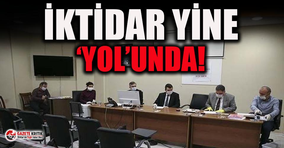 AKP, salgın dinlemiyor: Salgın günlerinde bir ihale daha!