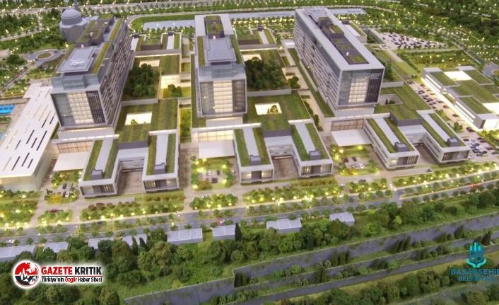 Başakşehir Şehir Hastanesi'ne İlk Solunum...